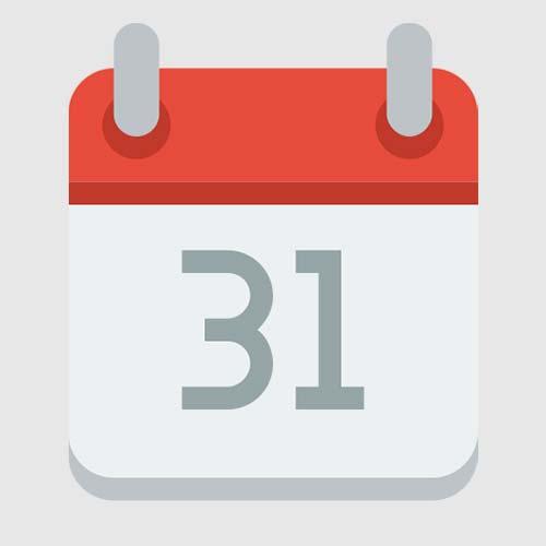 Cancer Awareness Calendar